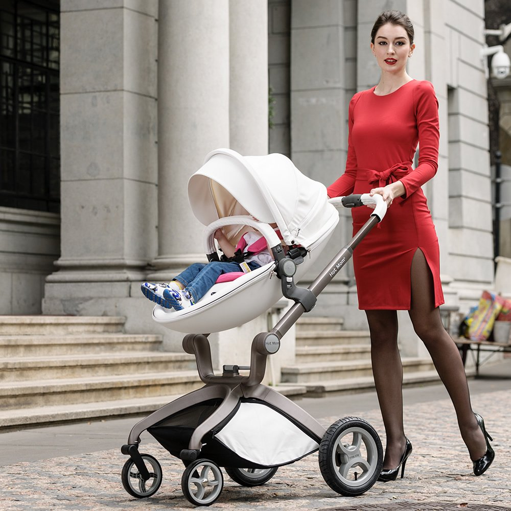 Scenery bild Kombination barnvagn