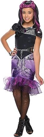 Ever After High - Disfraz de Raven Queen para niña, infantil 8-10 ...