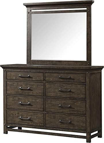 Reviewed: Lane Home Furnishings Dresser only brown