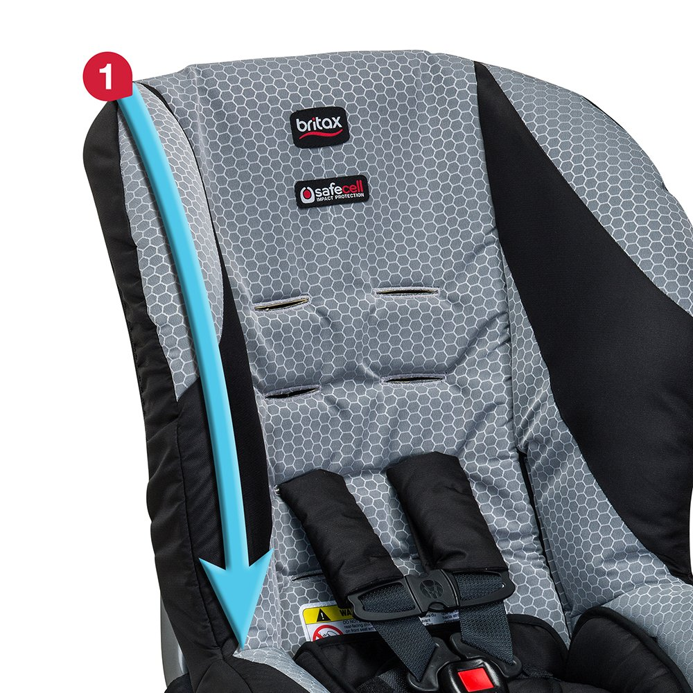 britax roundabout g4 1 convertible car seat luna amazon. Black Bedroom Furniture Sets. Home Design Ideas