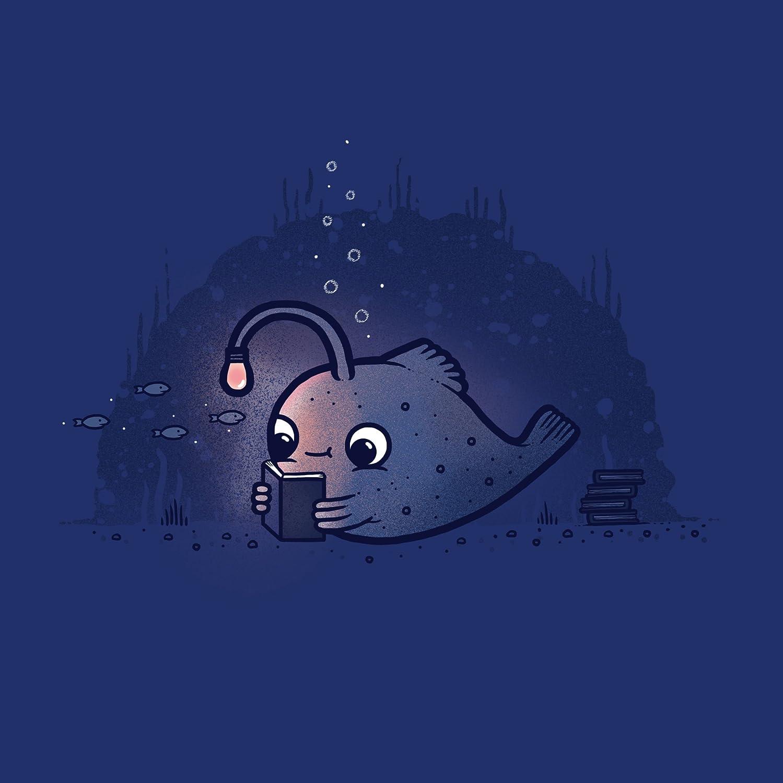 """Amazon.com: """"Reading Light"""" Funny Deep Sea Angler Fish w/ Light ... for Anglerfish Light  288gtk"""