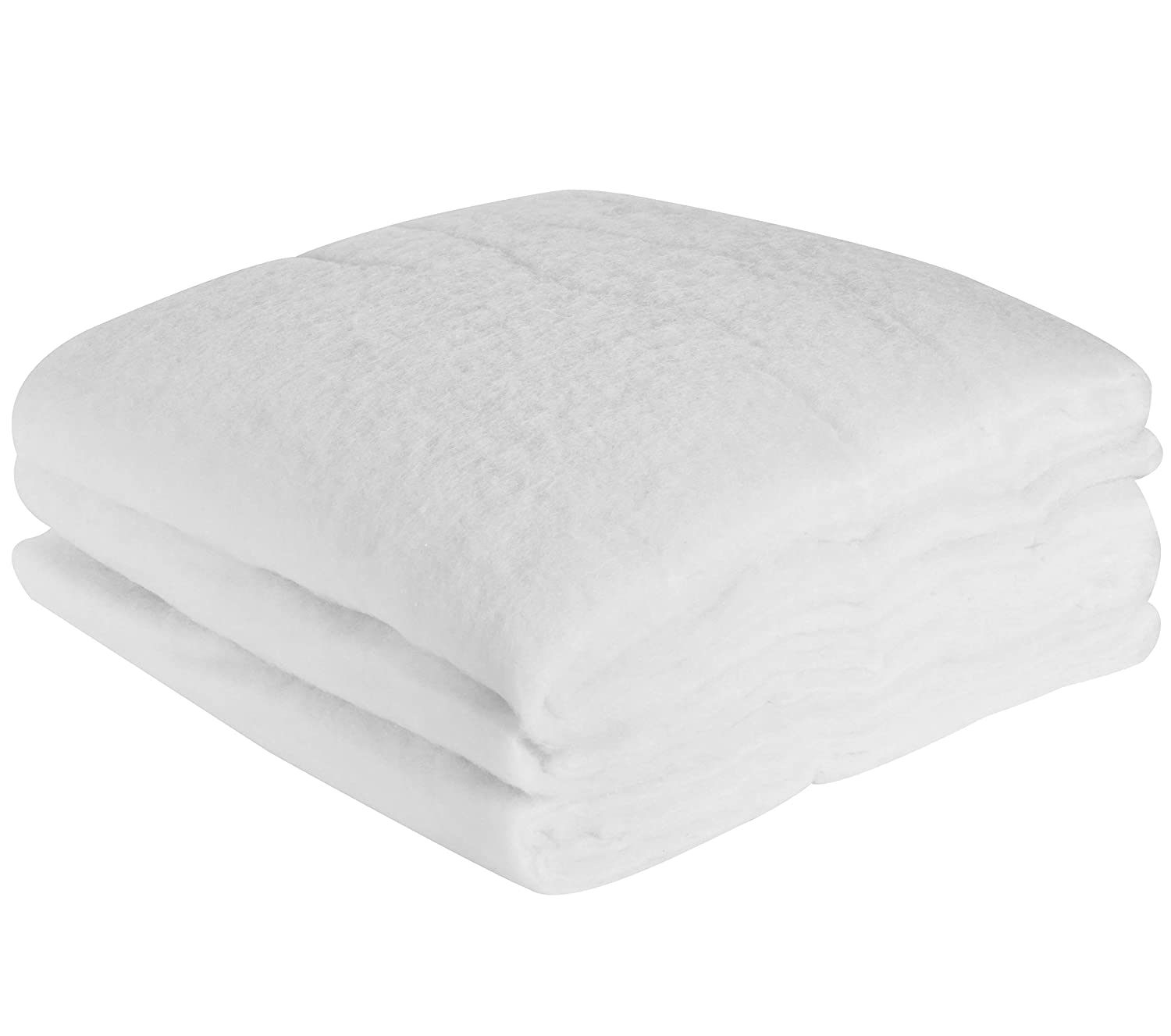 3 Pack Christmas Snow Cover Blankets-Soft Fluffy Thick White Cotton Blanket Artificial Fake Holiday Winter Decor For Christmas Tree Skirt Table Runner Village Displays Scene Drapes Crafts 15ft x 10ft Gift Boutique