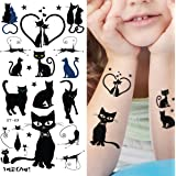 Supperb Temporary Tattoos - Cats