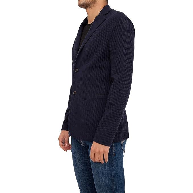 Emporio Armani giacca uomo originale blu EU 50 (UK 40) 6Z1GG41J45Z0922 77b3e31d2ba