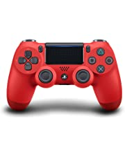 DualShock 4 Magma Red Controller - PlayStation 4 Magma Red Edition