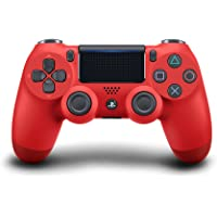DualShock 4 Magma Red Controller - PlayStation…