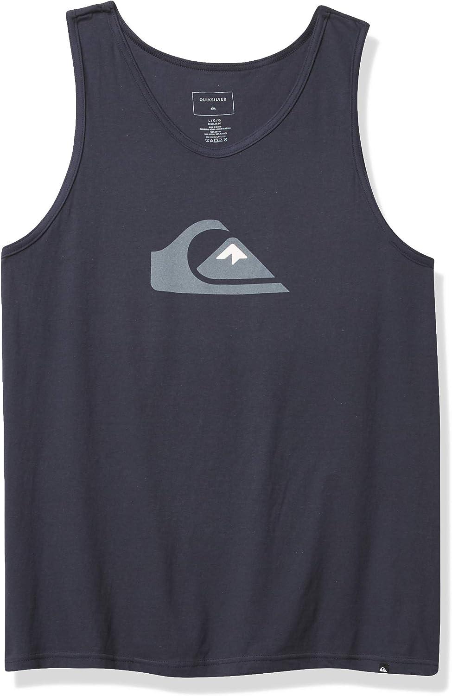 Quiksilver Mens Comp Logo Tank