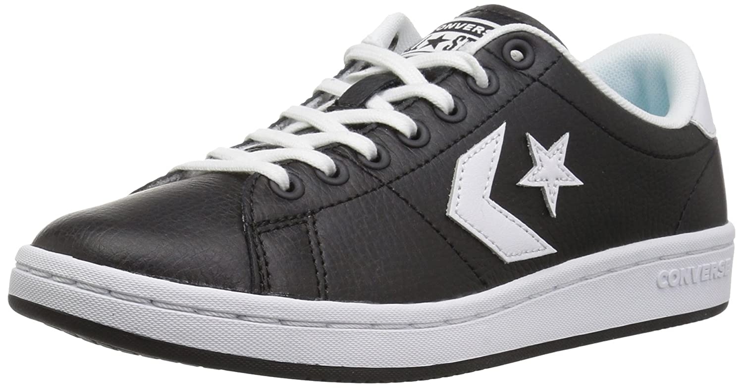 Converse Women's All-Court Low Top Sneaker B07CQCK54Q 5.5 B(M) US|Black/White/Black