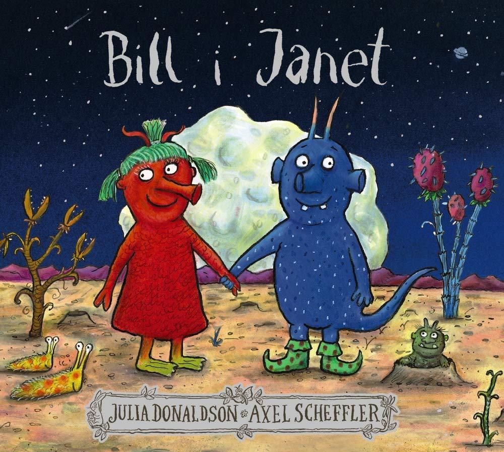 Bill i Janet Catalá - A PARTIR DE 3 ANYS - ÀLBUMS - Altres àlbums: Amazon.es: Donaldson, Julia, Scheffler, Axel, Riera i Fernández, Núria: Libros