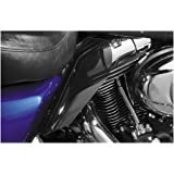 National Cycle TC96 Dark Tint Engine Heat Shields for Harley Davidson 2009-13 F - One Size