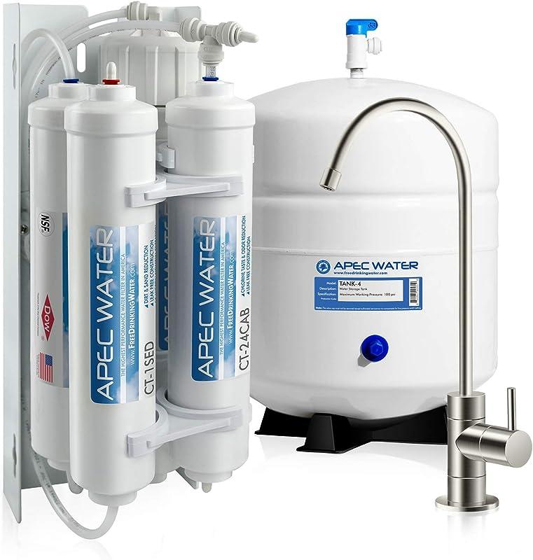 APEC RO-QUICK90 Reverse Osmosis System Reviews