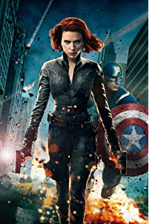 24x36 The Avengers 2012 Movie Poster SPECIAL THICK POSTER Original