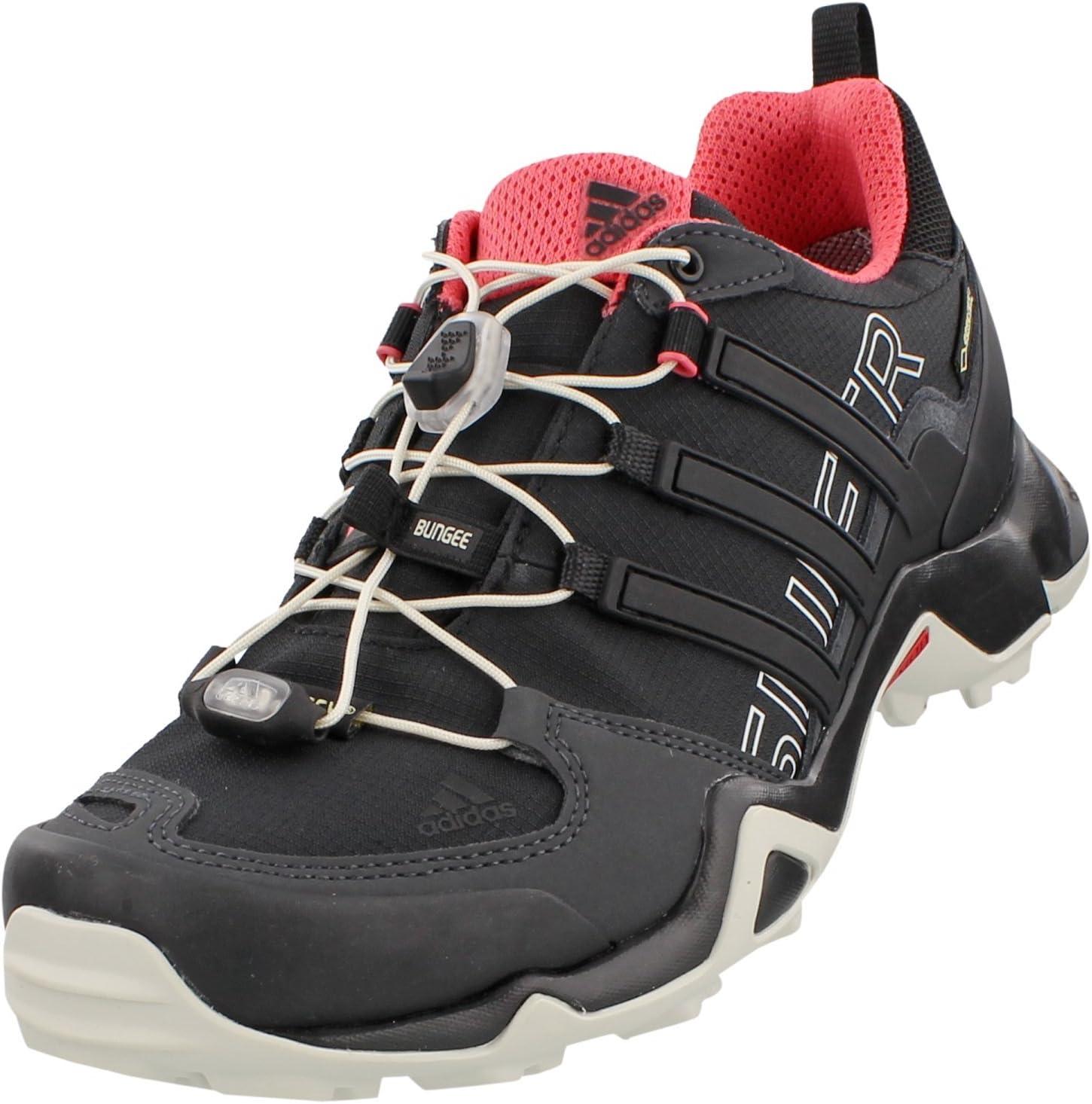 Boda Púrpura tsunami  Amazon.com: Adidas Terrex Swift R Gtx W Dark Grey / Black / Super Blush  Women's Hiking Shoes - 5.5 B(M) US: Sports & Outdoors