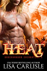 HEAT (a gargoyle shifter romance) (Underground Encounters Book 5) Kindle Edition