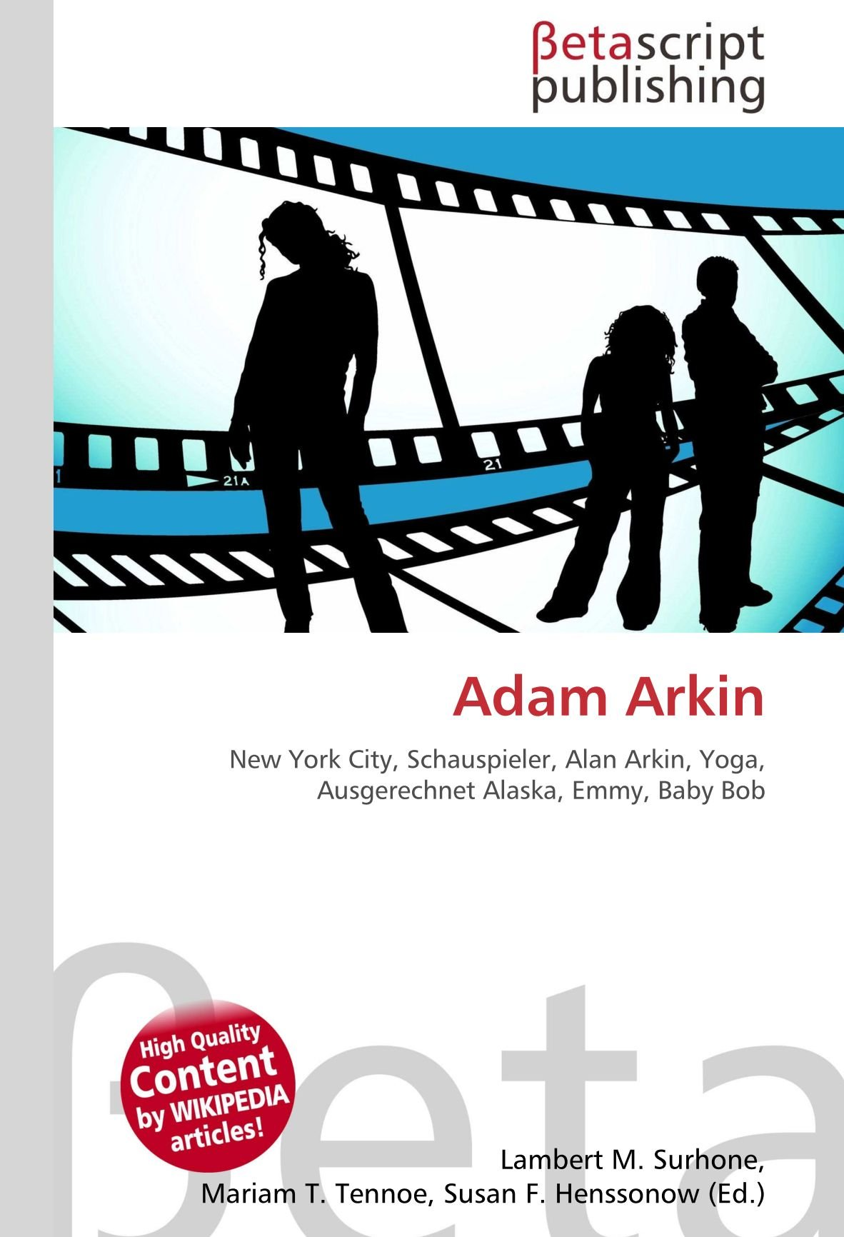 Adam Arkin: New York City, Schauspieler, Alan Arkin, Yoga ...