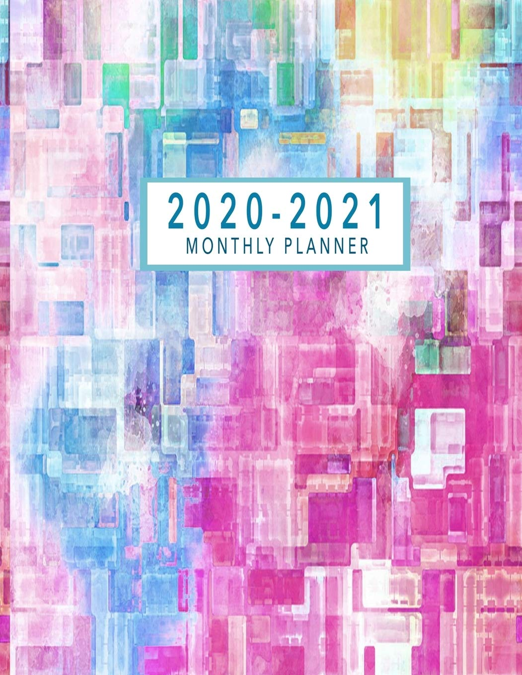 Amazon.com: 2020-2021 Monthly Planner: 2 Year Monthly ...