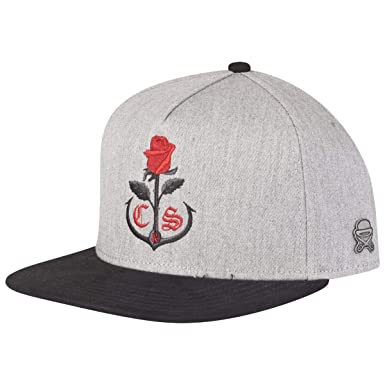Cayler & Sons Gorras Rose Keeper Grey/MC Snapback: Amazon.es: Ropa ...