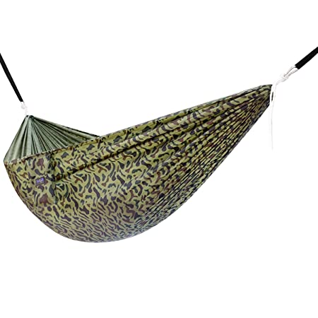 Yes4All Lightweight Camping Hammock with Strap Carry Bag Multi Color Available Single