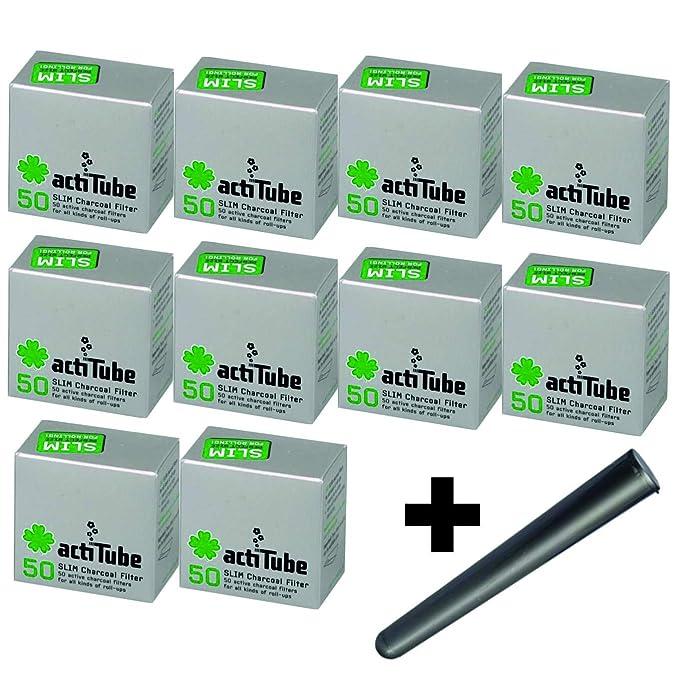 actiTube Aktivkohlefilter 10x50 Stk.