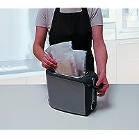 IBILI 778900 - Set 2 Bolsas para Grill