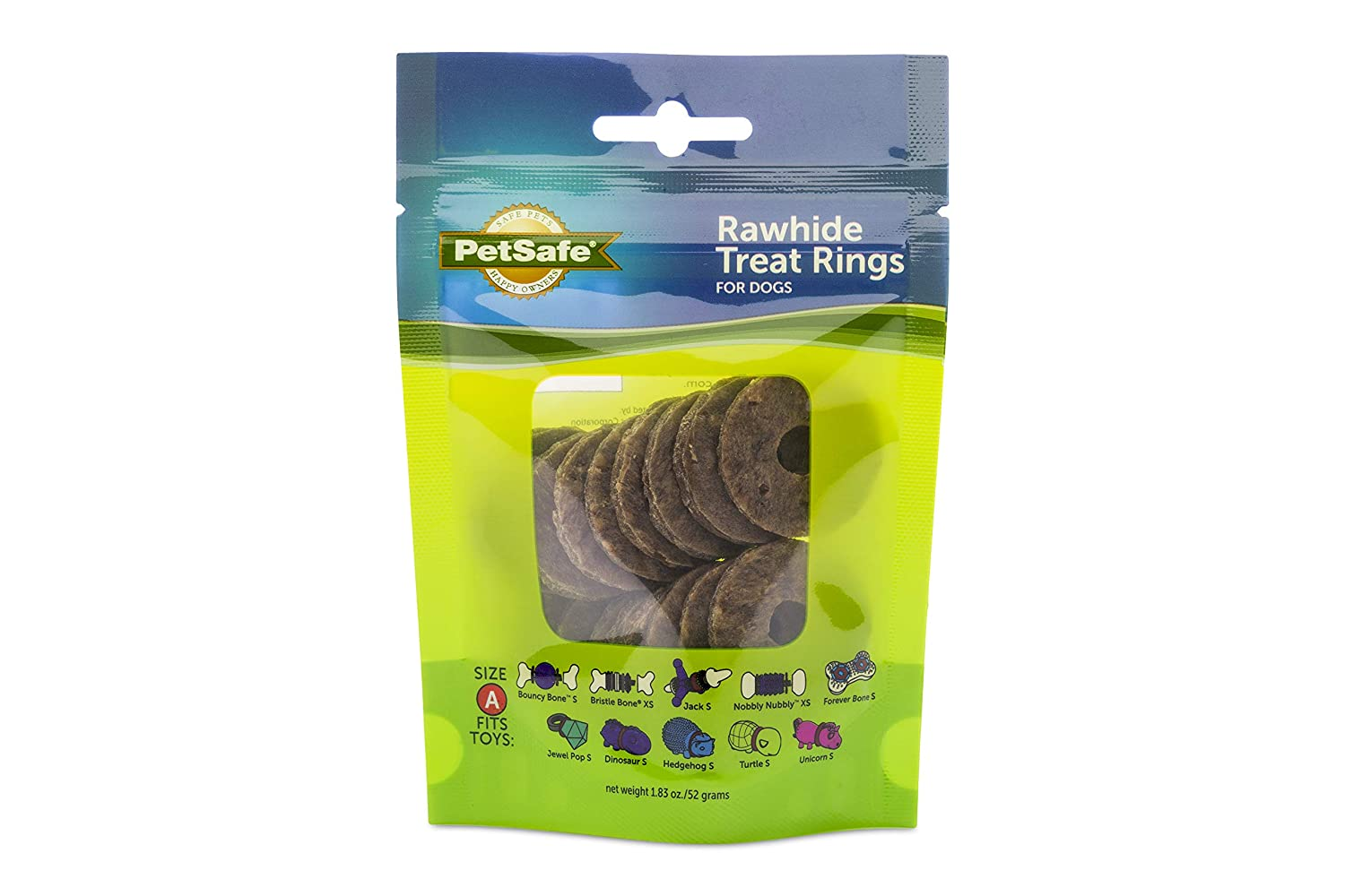 Busy Buddy Gnawhide Refill Size:Medium Pack of 3