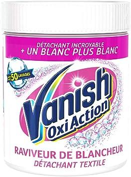 Vanish Detatant Textile Polvo Gold Blanco Eficaz a partir de 30° 940 g Padre: Amazon.es: Salud y cuidado personal