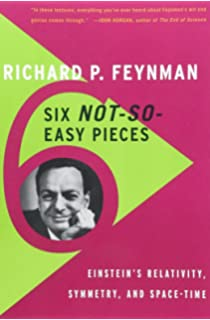 Six Not So Easy Pieces Einsteins Relativity Symmetry Ande