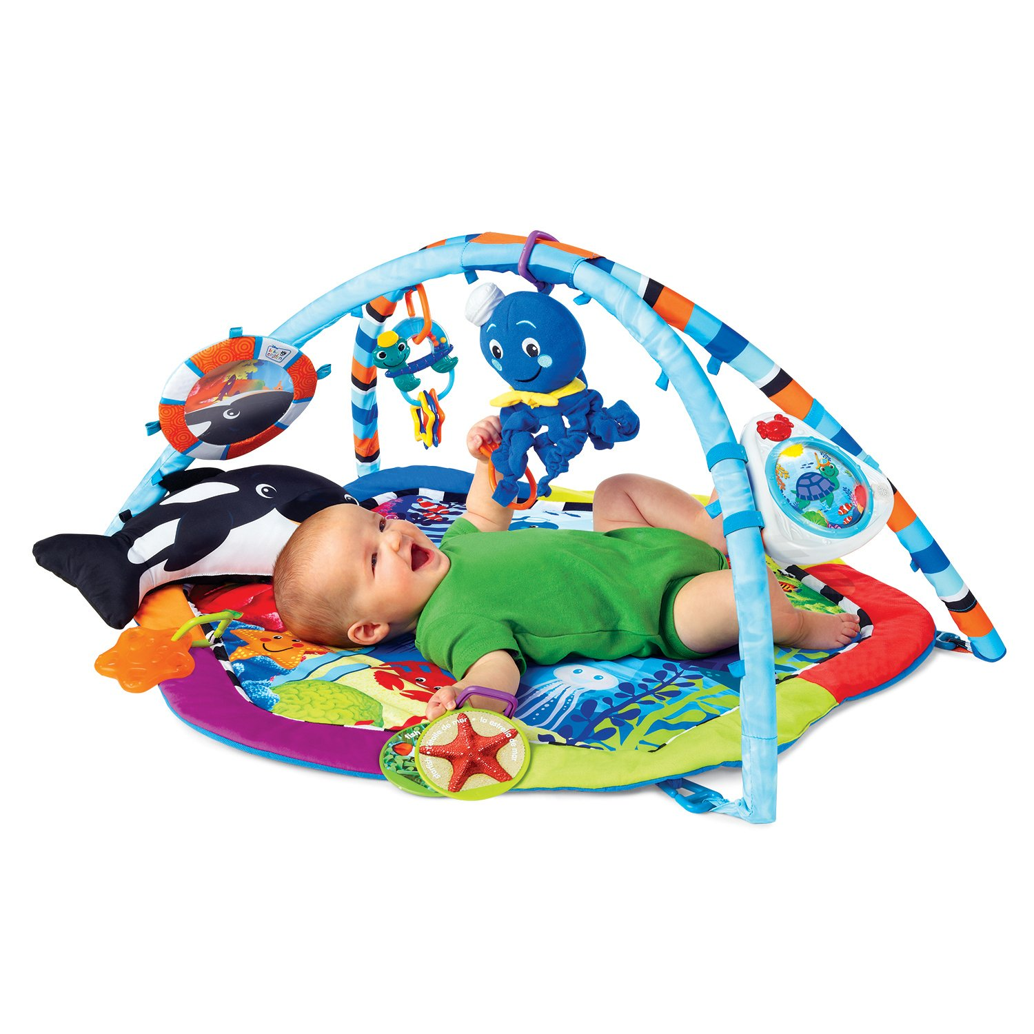 Amazon Baby Einstein Neptune Ocean Adventure Gym