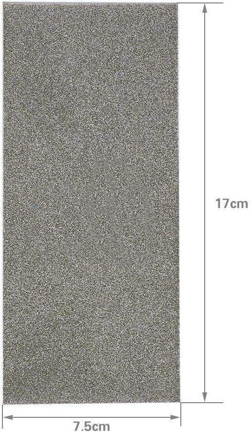 rectangle diamant fin polissage outil 1 pierre /à aiguiser diamant