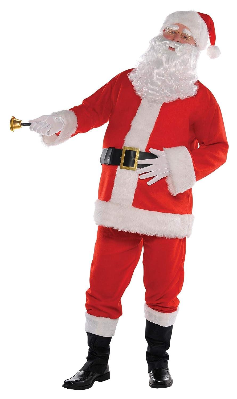 Enter-Deal-Berlin Herren Kostüm Weihnachtsmann Santa Claus Größe 52/54 (L/XL)