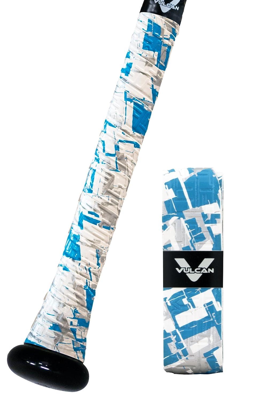 Vulcan Batte de 0, 50mm Grip/Glacier Freeze Batte de 0, 50mm Prise en Main Tanners Sporting Goods V050-FREEZE