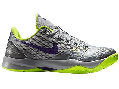 346a7a5ea331 ... aliexpress mens nike zoom kobe venomenon 4 basketball shoewolf grey  purple12 m d4d79 9d471