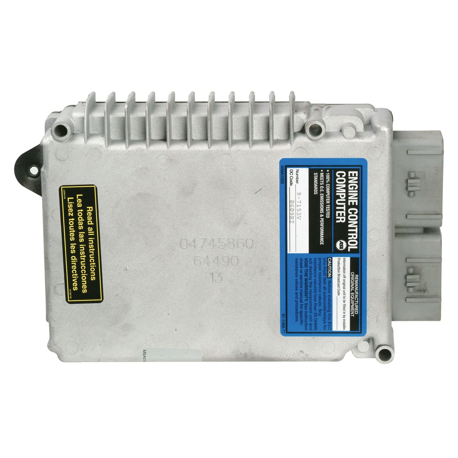 Cardone 79-8229V Remanufactured Chrysler Computer