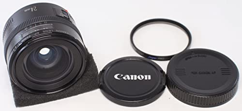 Used Canon EF 24mm lens