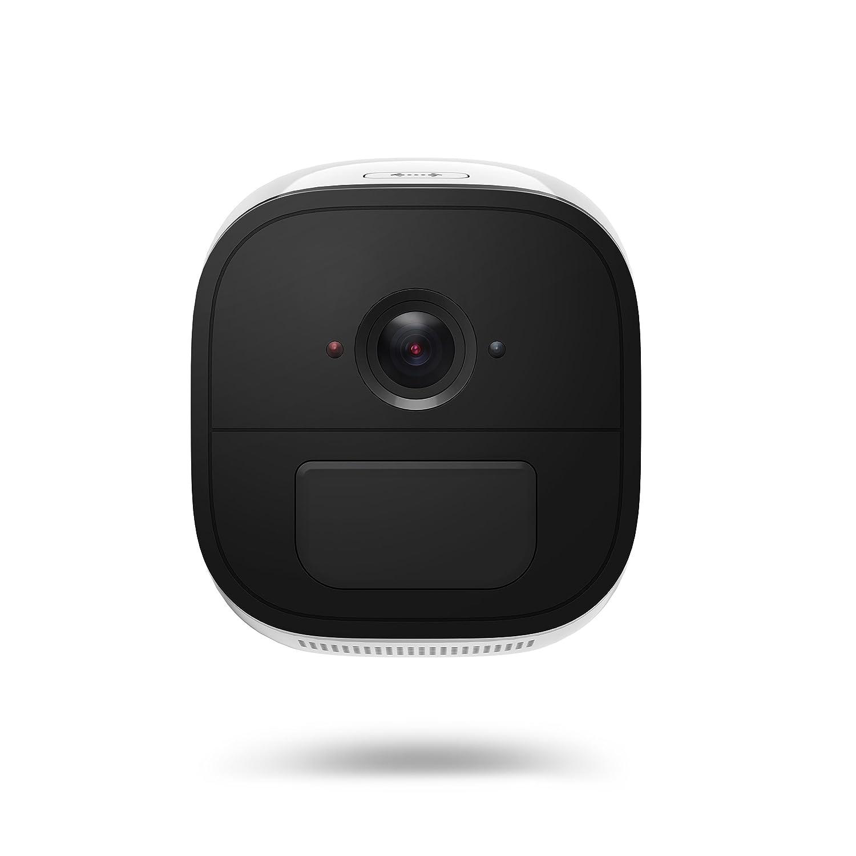 V-Camera by Vodafone Netgear Arlo Go Pro - Cámara de Seguridad y Vídeo Vigilancia Inalámbrica Conectada con Smartphone por 4G SIM incluida: Amazon.es: ...