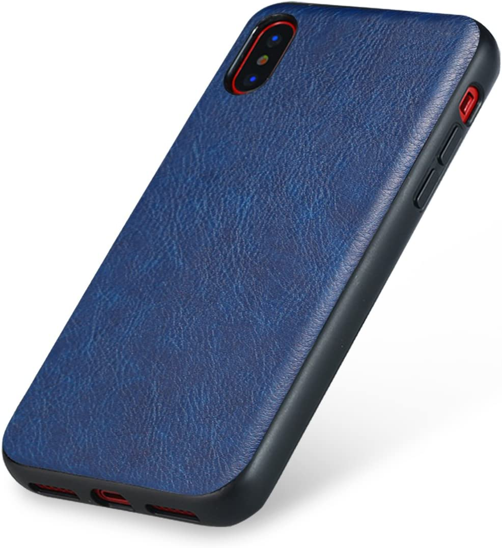 Heavy Duty TPU PC Case Absorption Scratch Resistant Shockproof Cover Full-body Protective Bummper Shell for Apple iPhone X iPhone X Case black