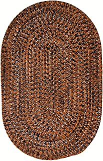"product image for Capel Rugs Team Spirit Area Rug, 27"" x 48"", Orange Navy"