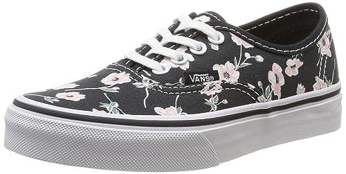 Vans K Authentic Vintage Floral, Zapatillas de Estar por casa Unisex niños: Amazon.es: Zapatos y complementos