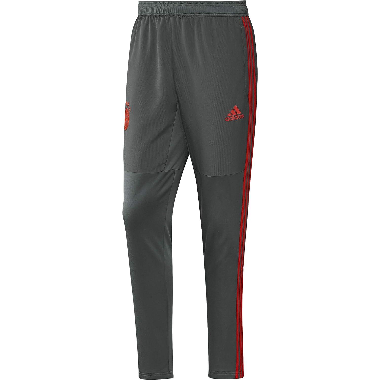 Adidas Herren 18 19 FC Bayern Warm Pant Fleecehose
