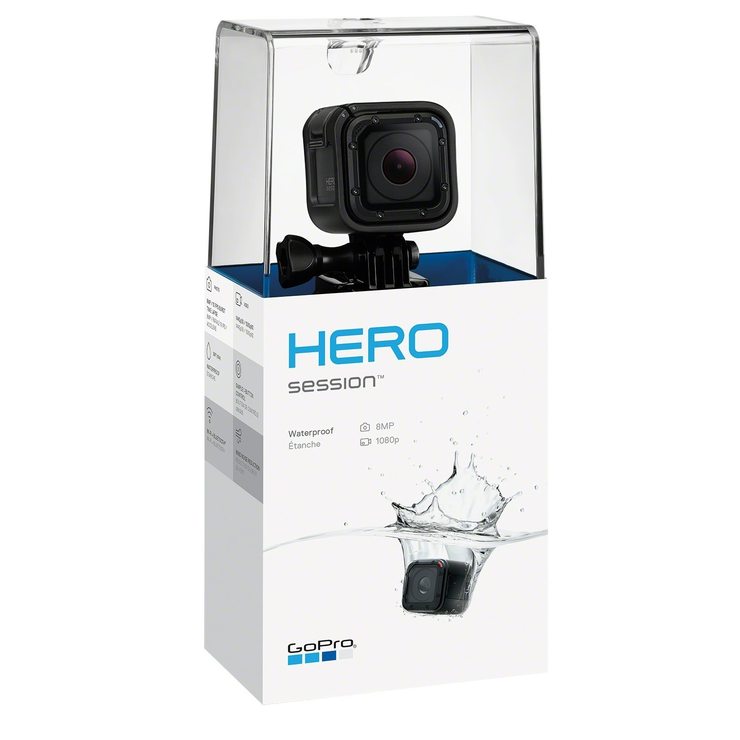 GoPro HERO Session Waterproof Digital Action Camera by GoPro
