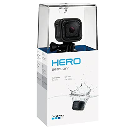 Amazon Com Gopro Hero Session Waterproof Digital Action Camera Camera P O