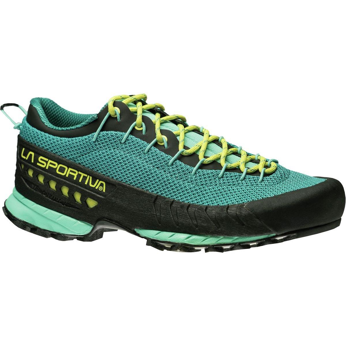 La Sportiva TX3 Shoe - Women's Emerald / Mint 37