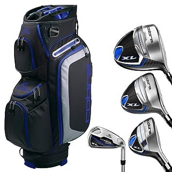 Cobra XL Hombre Juego completo Juego de palos de golf para ...