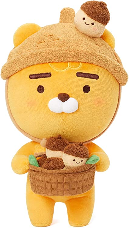 Autumn Story Soft Plush Toy RYAN 100/% Authentic KAKAO FRIENDS