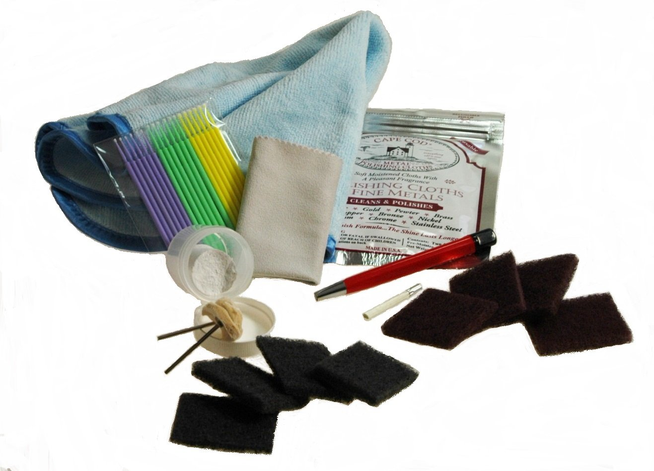 Ultimate Watch Refinishing Kit for All Finishes