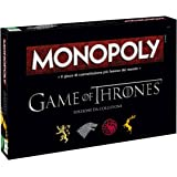 Winning Moves Monopoly Game of Thrones Collezione, Versione Italiana
