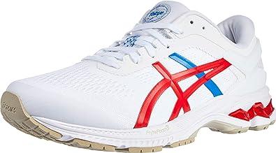 Asics Gel-Kayano 26 - Zapatillas de correr para hombre: Amazon.es: Zapatos y complementos
