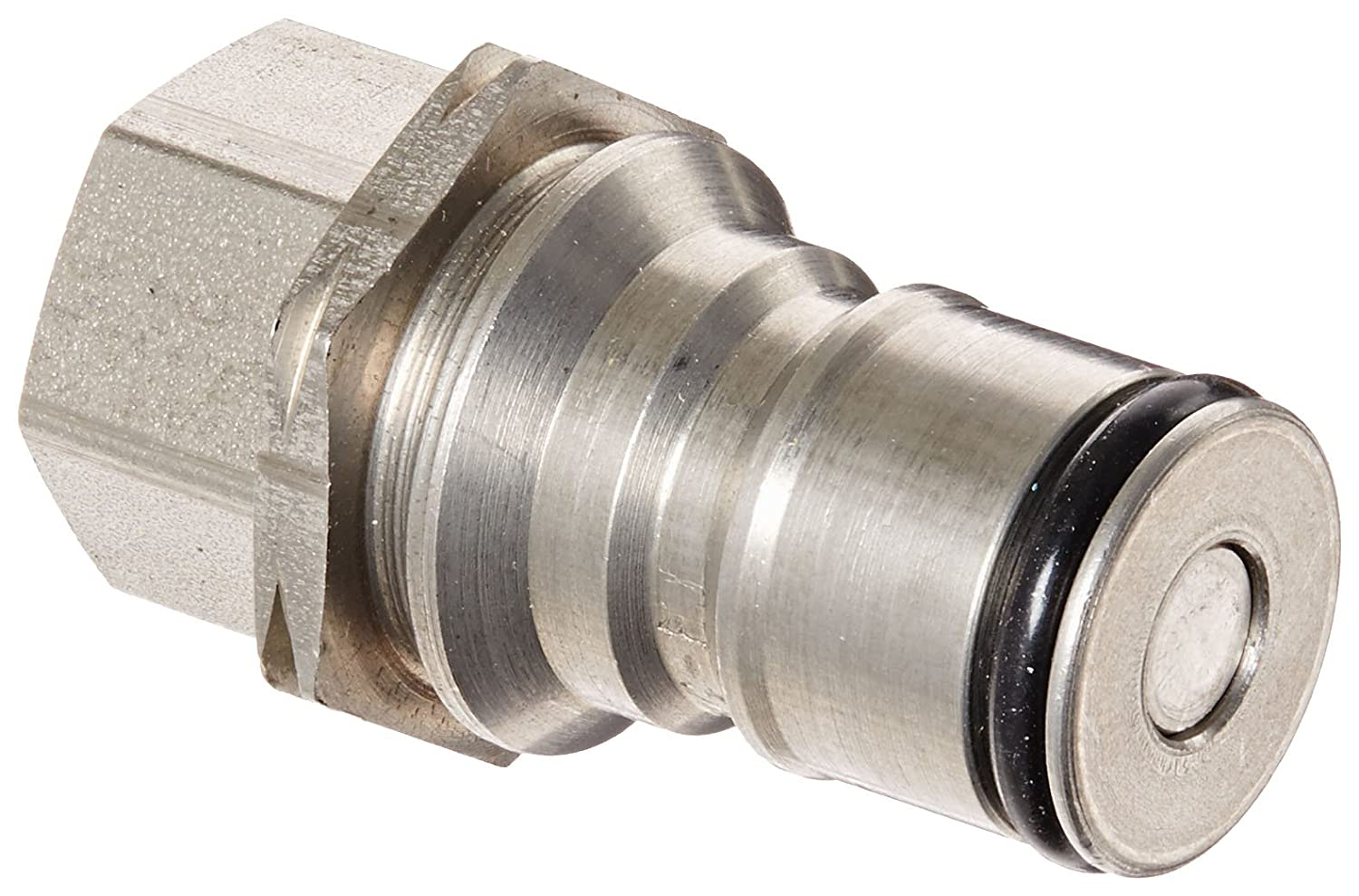 Eaton Hansen 2KGF720 Pneumatic Fitting Gas Connection 7//16-20 FT Flare 7//16-20 FT Flare