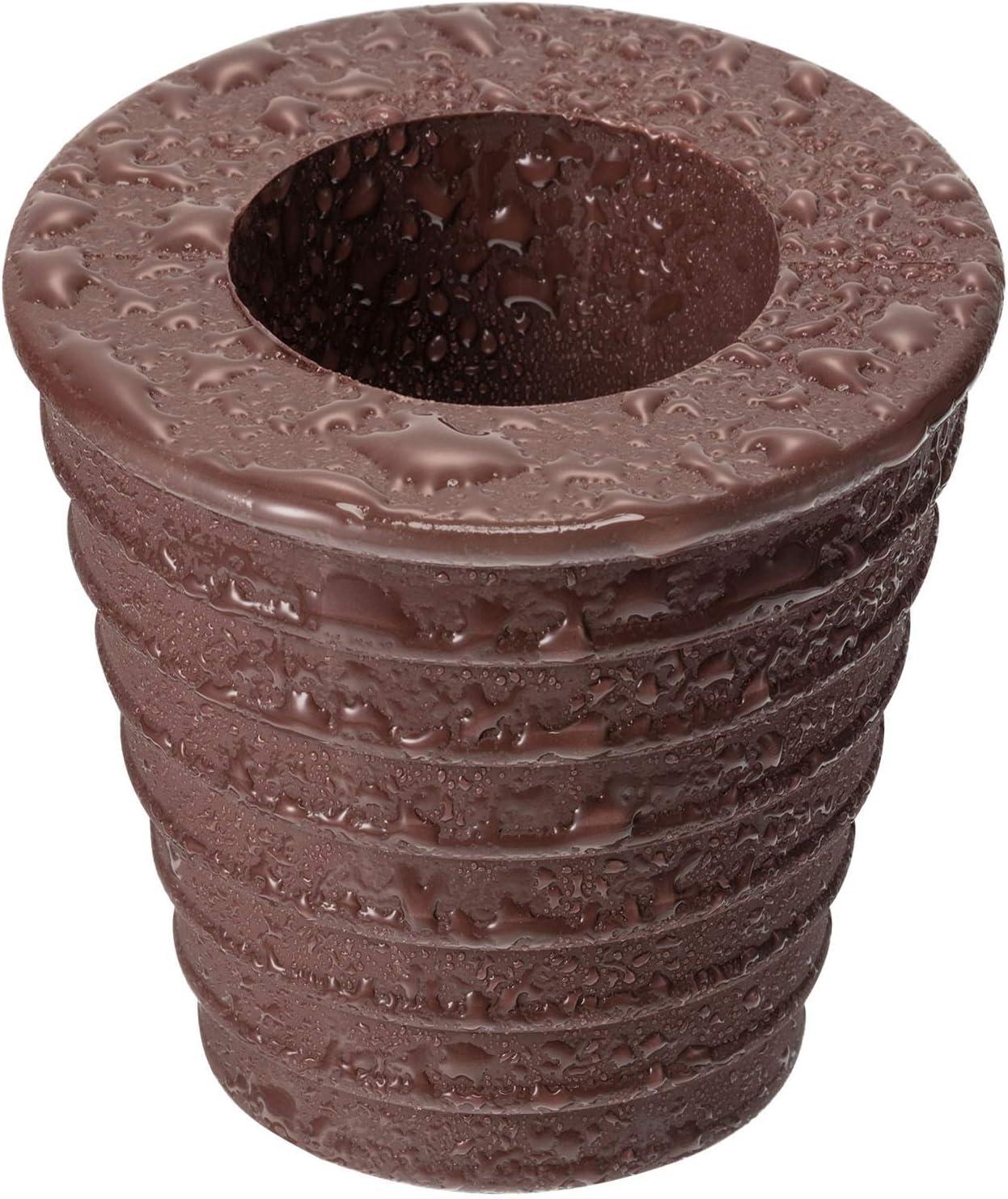 Cuña para Cono de sombrilla para Apertura de Orificio de Mesa de Patio o Base de Parasol Base 1.8 a 2.4 Pulgadas, diámetro de Poste de sombrilla 1 1/2 Pulgada / 38 mm