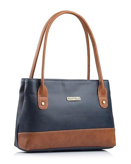 919ae77dad9 Fostelo Zara Women's Handbag (Blue): Amazon.in: Shoes & Handbags